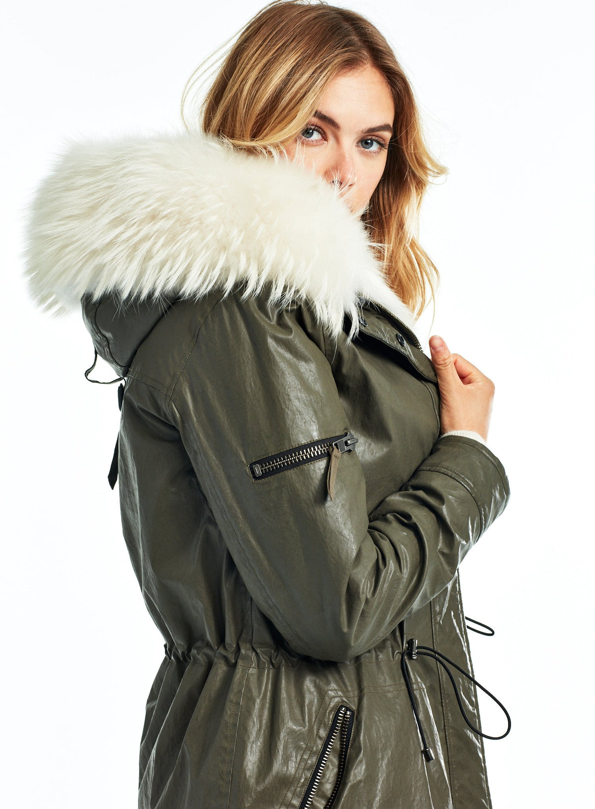 LUXE LIMELIGHT LUXE LIMELIGHT - SAM. New York Sam nyc jacket