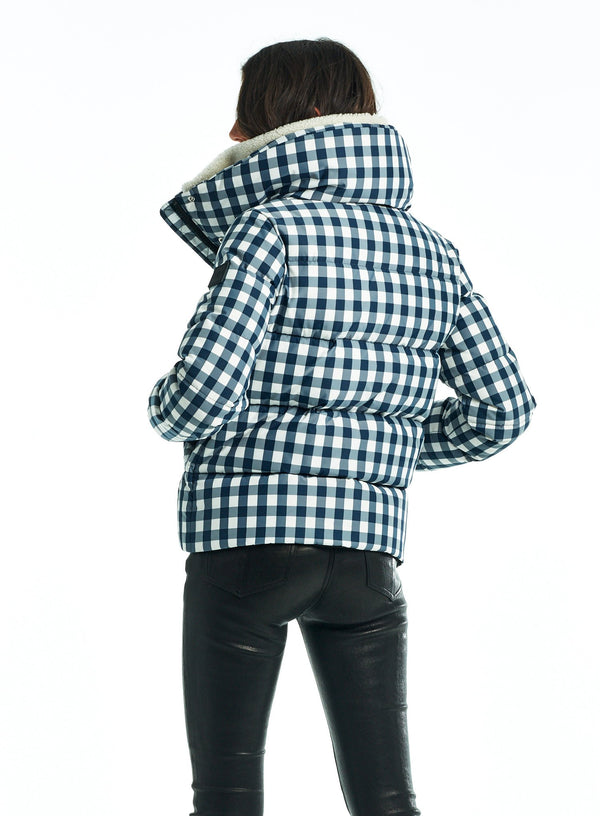 GINGHAM WYATT GINGHAM WYATT - SAM. New York Sam nyc jacket