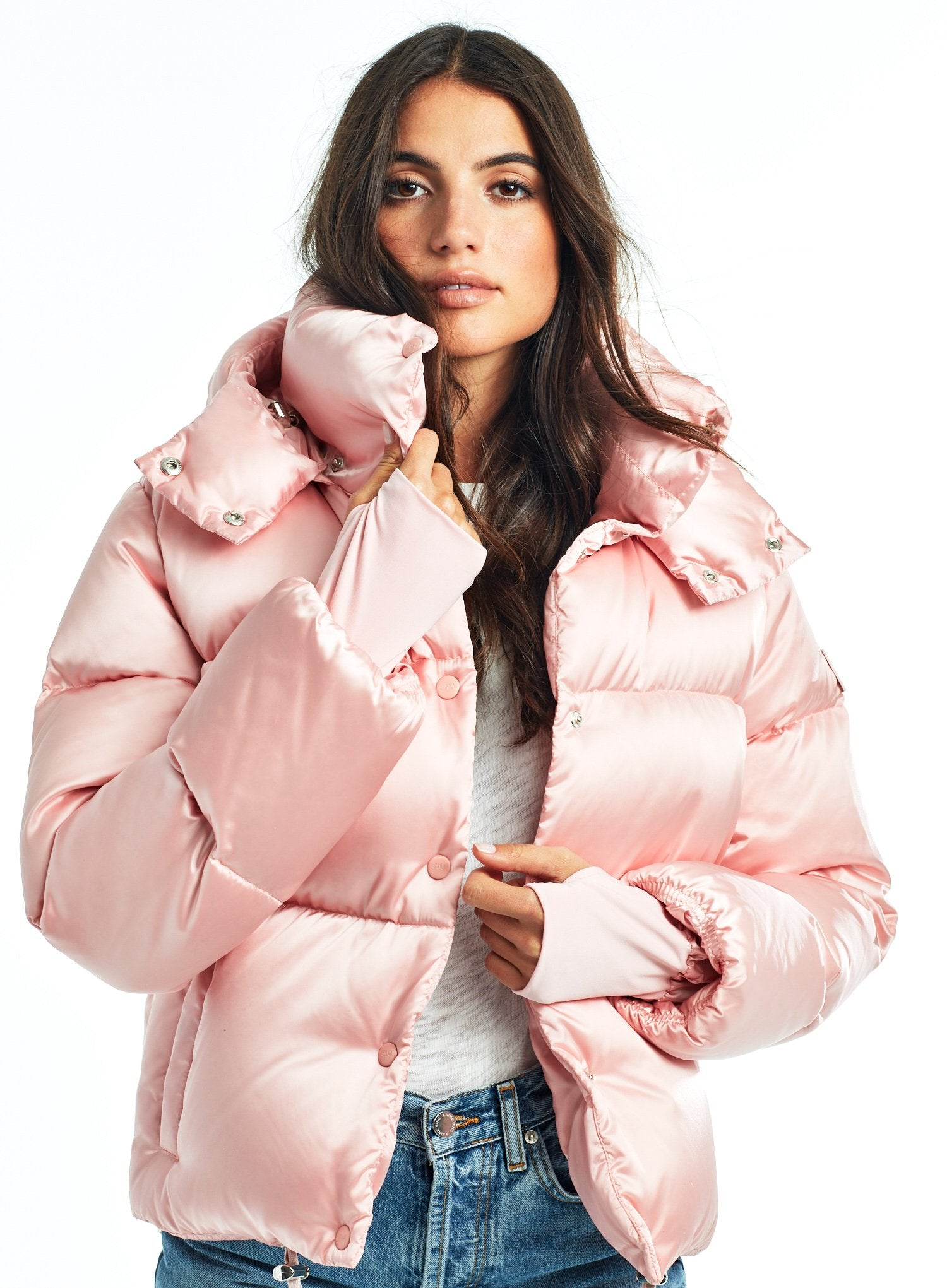 SATIN SYDNEY SATIN SYDNEY - SAM. New York Sam nyc jacket