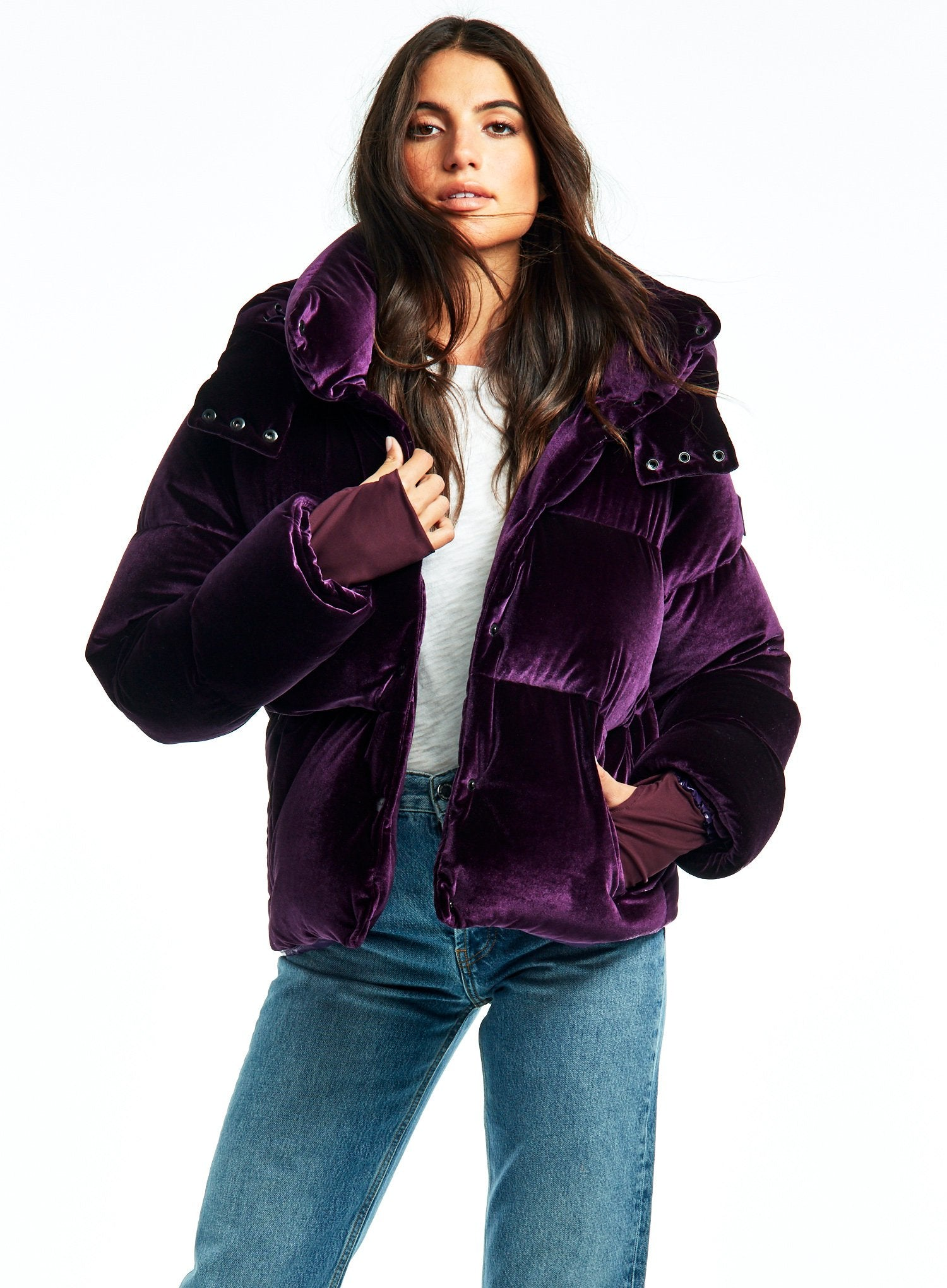 VELVET SYDNEY VELVET SYDNEY - SAM. New York Sam nyc jacket