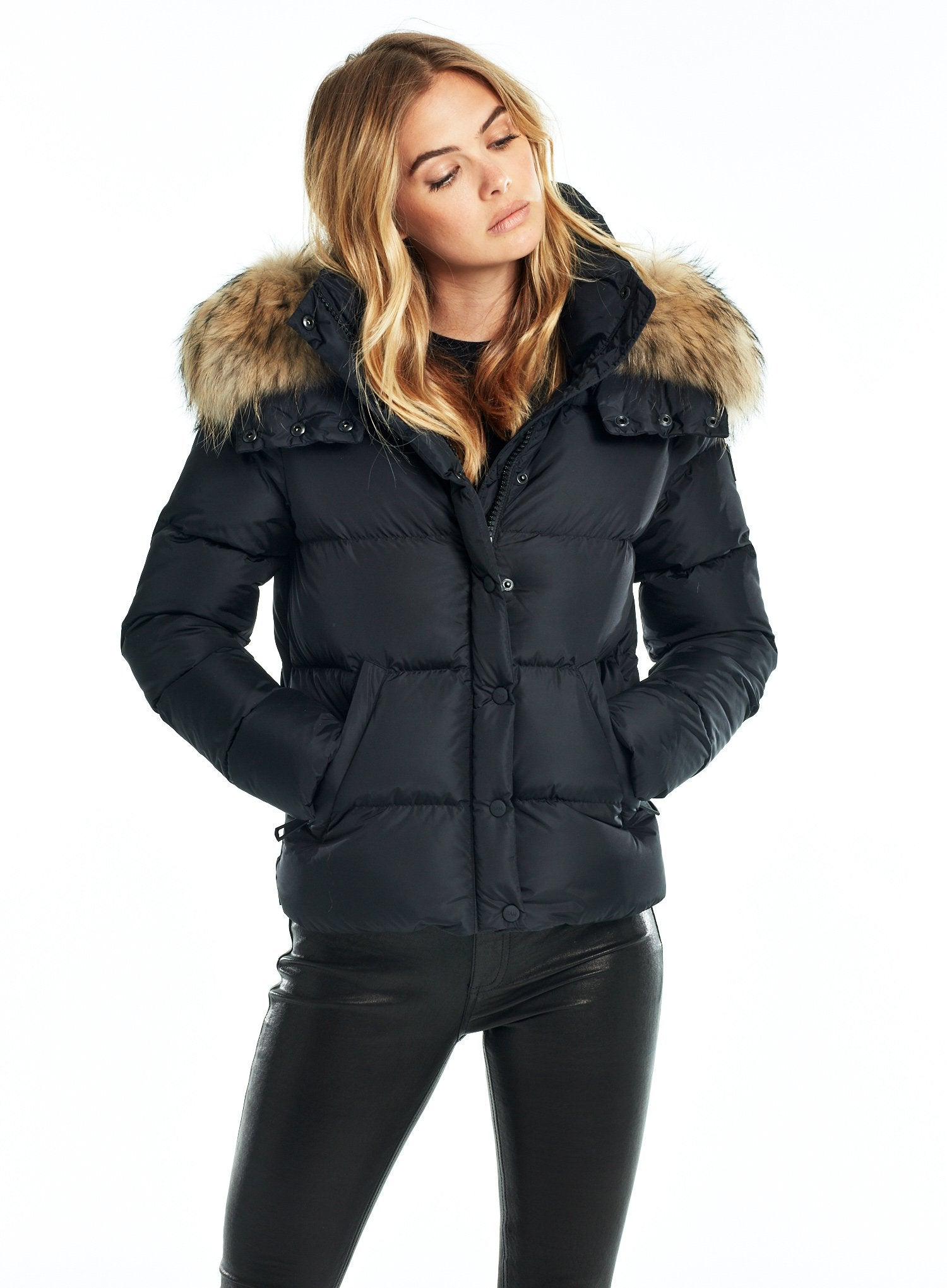 FUR ANNABELLE FUR ANNABELLE - SAM. New York Sam nyc jacket