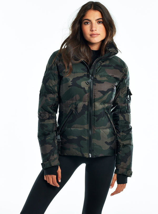 CAMO FREESTYLE CAMO FREESTYLE - SAM. New York Sam nyc jacket
