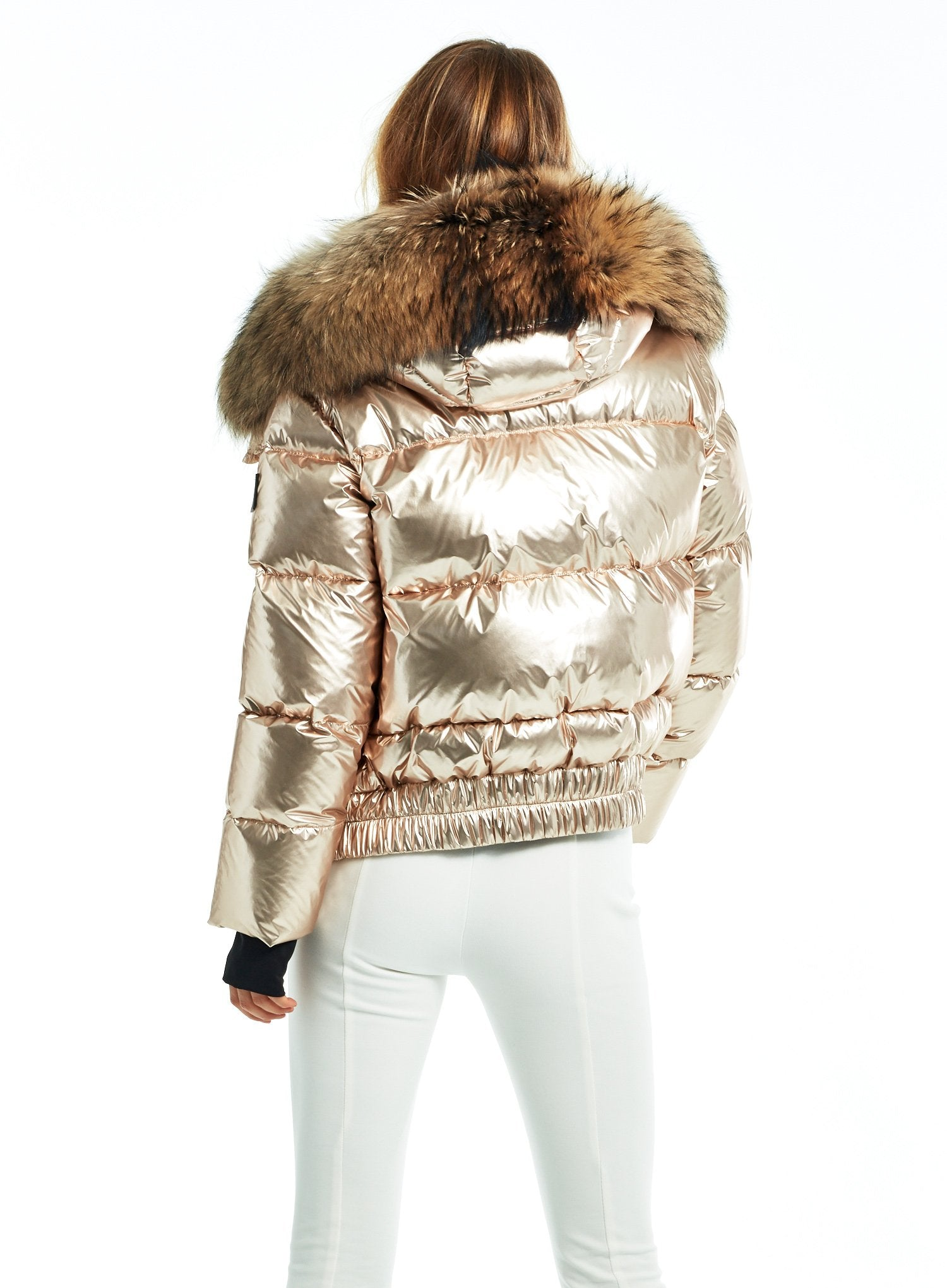 FUR STORMI FUR STORMI - SAM. New York Sam nyc jacket
