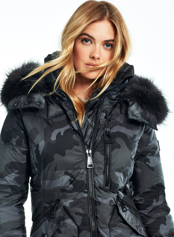 CAMO FUR CRUISER CAMO FUR CRUISER - SAM. New York Sam nyc jacket