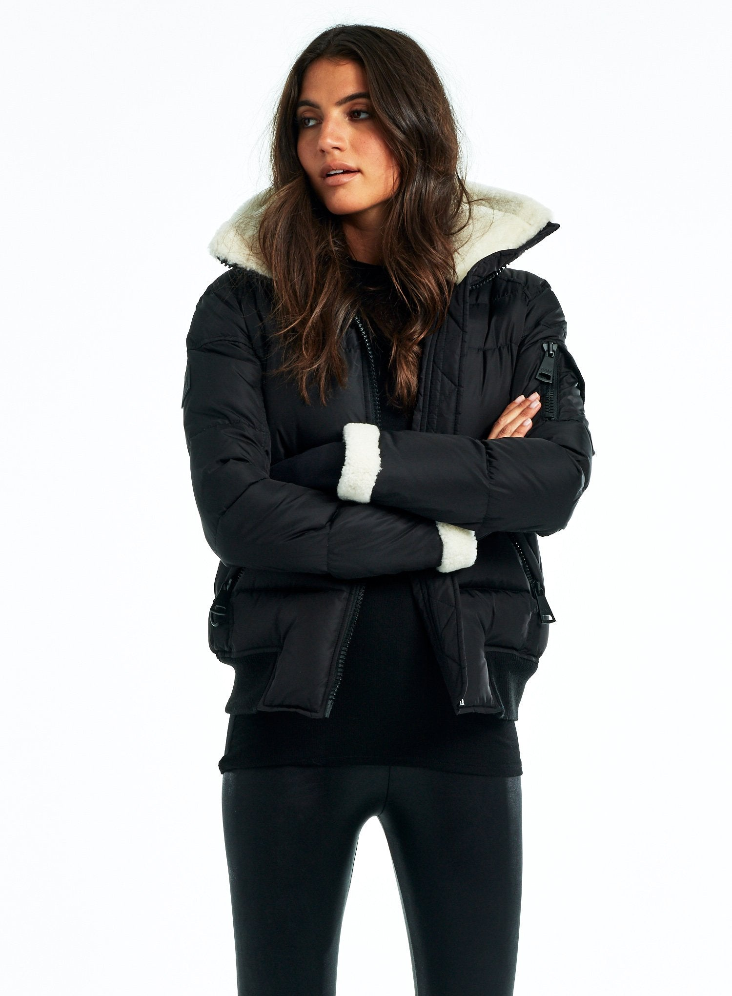 NIKKI NIKKI - SAM. New York Sam nyc jacket