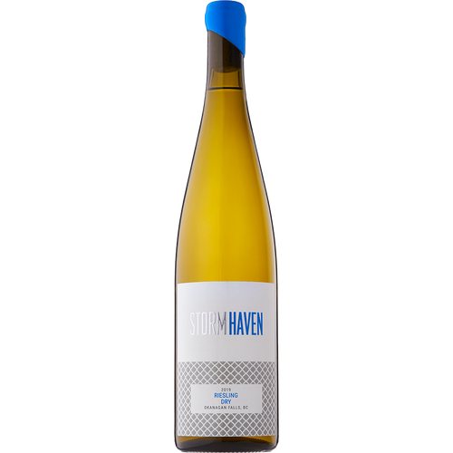 2019 Storm Haven Vineyard 'Blue Label' DRY Riesling