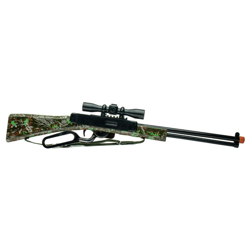 CAMO BIG GAME TOY RIFLE