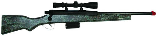 CAMO 270 BOLT ACTION TOY RIFLE