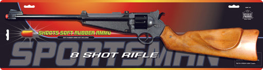 8 SHOT TOY RIFLE
