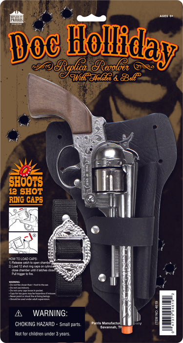DOC HOLIDAY HOLSTER SET