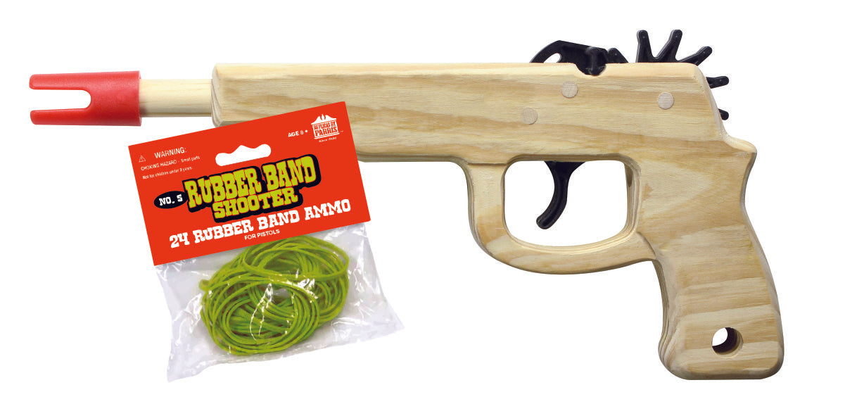 EAGLE RUBBER BAND SHOOTER