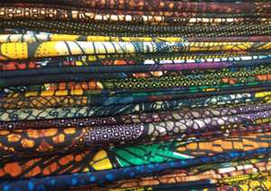The Story of Kitenge - African Wax Print Fabrics