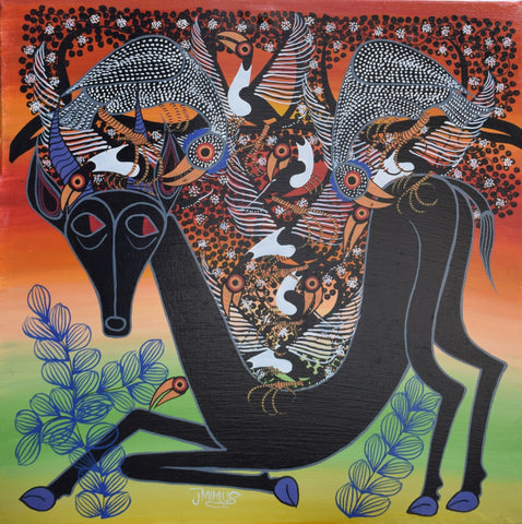 Handmade Art in Tanzania for sale