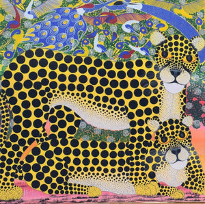 african art of leopards for sale