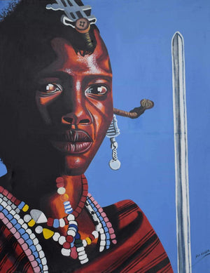 African paintings for sale