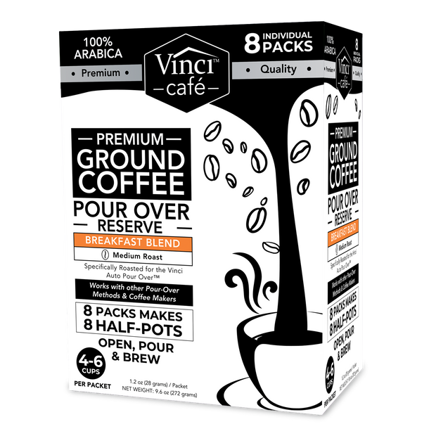 Vinci Café Pour Over Reserve Breakfast Blend
