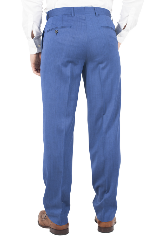 Cobalt Blue Suit Separate Pant by Daniel Hechter