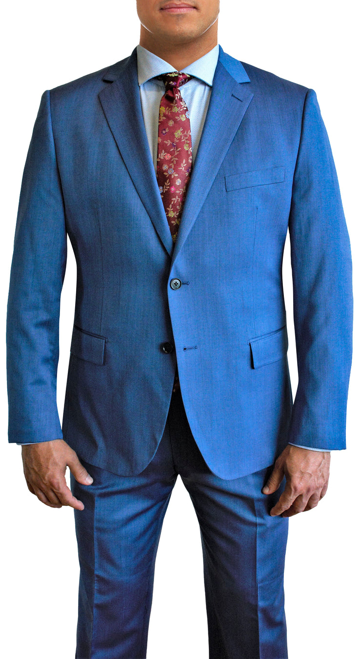Cobalt Blue Suit Separate Jacket by Daniel Hechter