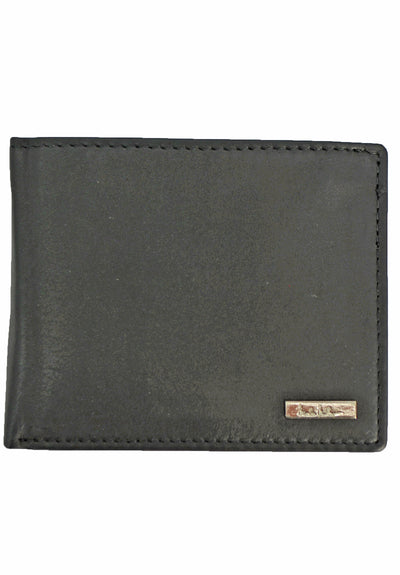 Nicole Miller Black Pass Case Wallet
