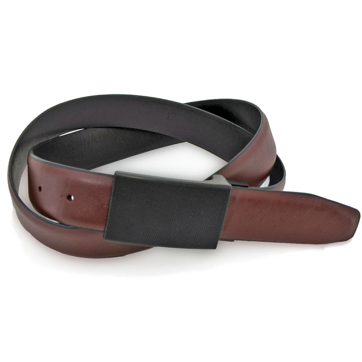 1 Like No Other Leather Brown Belt
