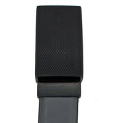 1 Like No Other Leather Grey Belt