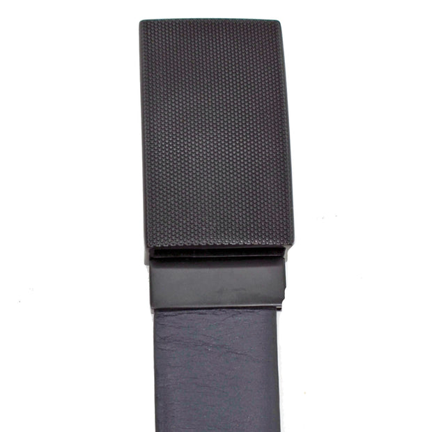 1 Like No Other Leather Navy Belt