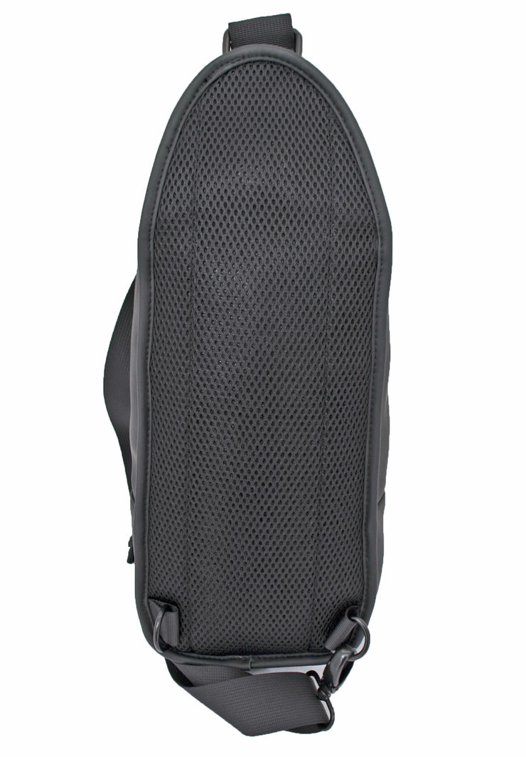 Duchamp Rubberized Sling Bag
