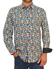 1 Like No Other Tegan Print Shirt