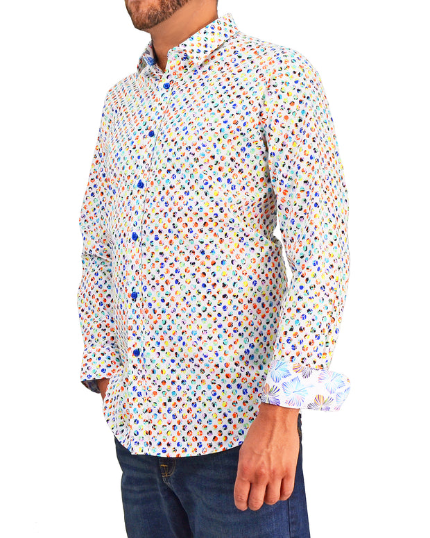 1 Like No Other Eloisa Print Shirt