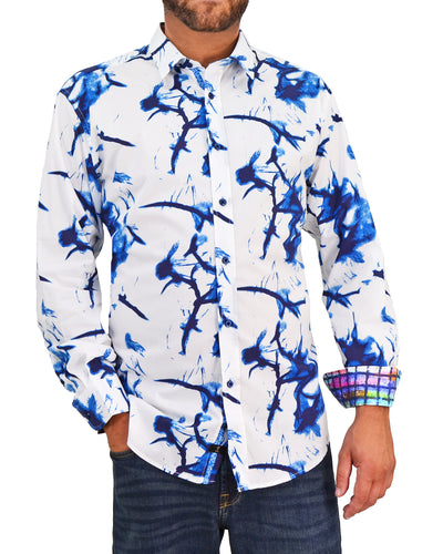 1 Like No Other Barve Print Shirt