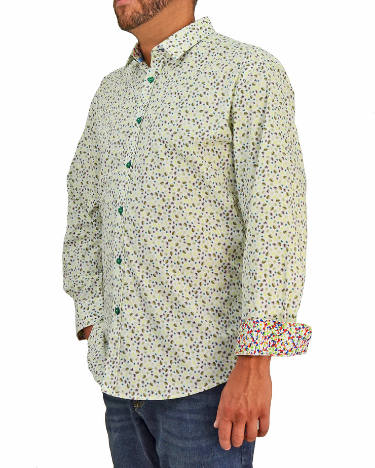 1 Like No Other Dail Print Shirt