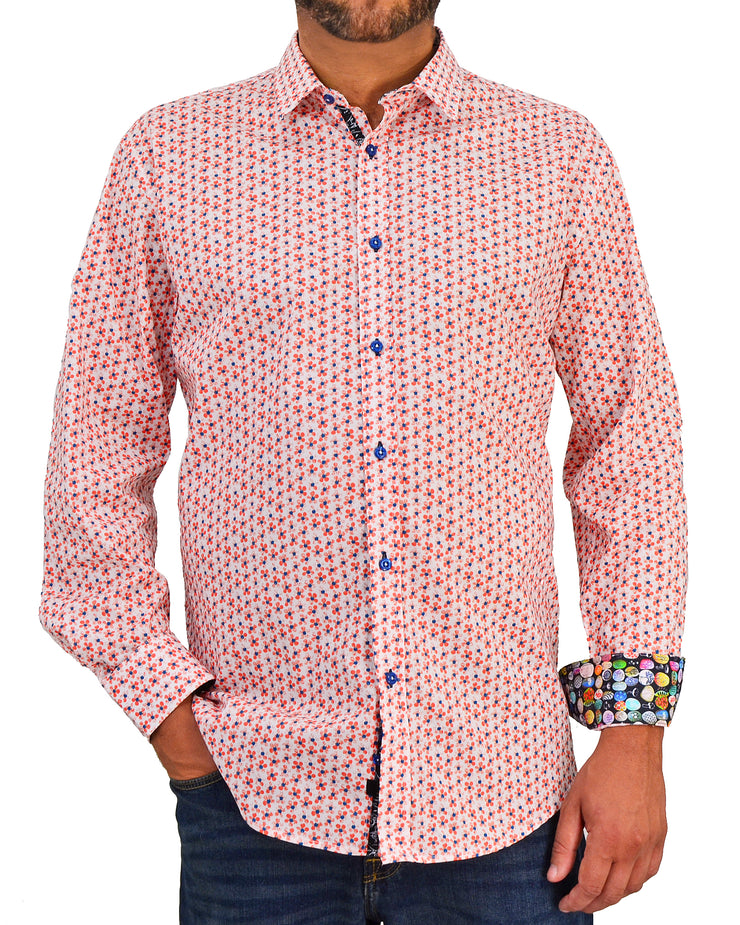 1 Like No Other Fresa Print Shirt