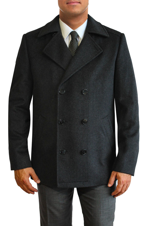 Sean Pea Coat by Daniel Hechter