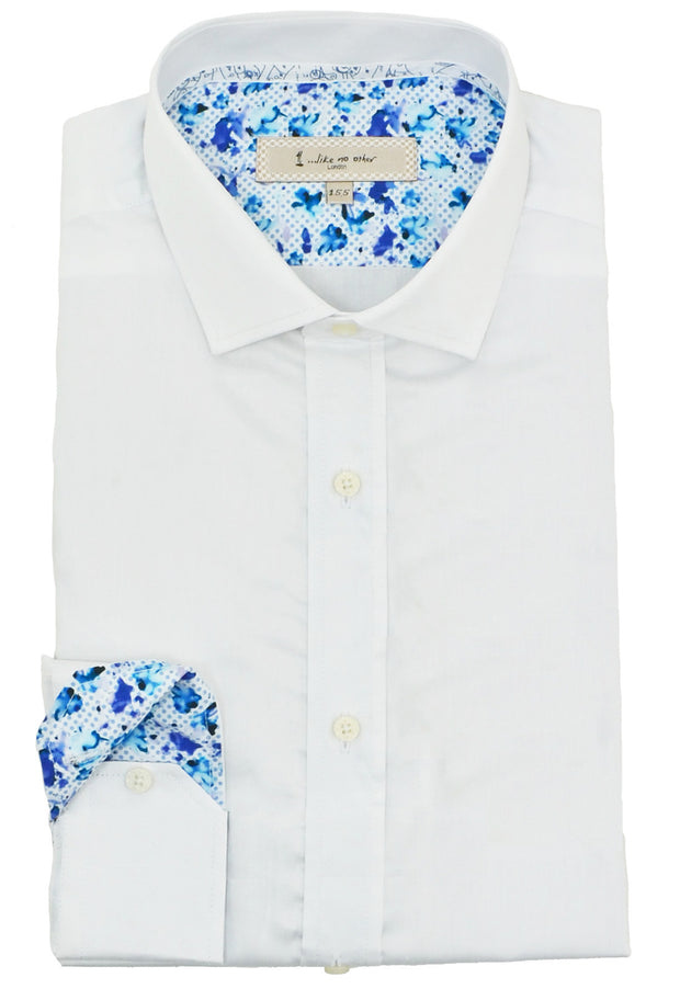 1...LIKE NO OTHER Alba Dress Shirt