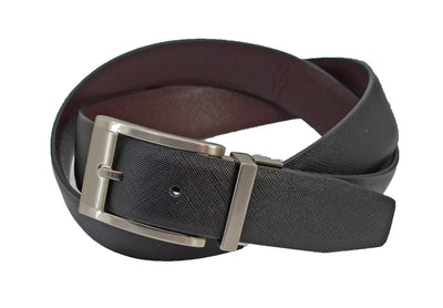 English Laundry Reversible Vegan Leather Belt