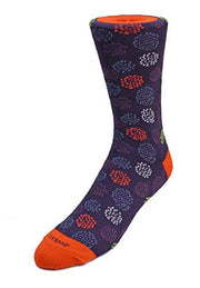 Duchamp London Printed Socks