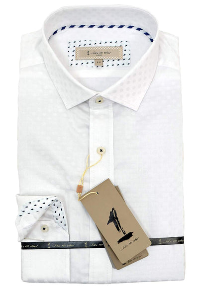 1...LIKE NO OTHER Carlisle Dress Shirt