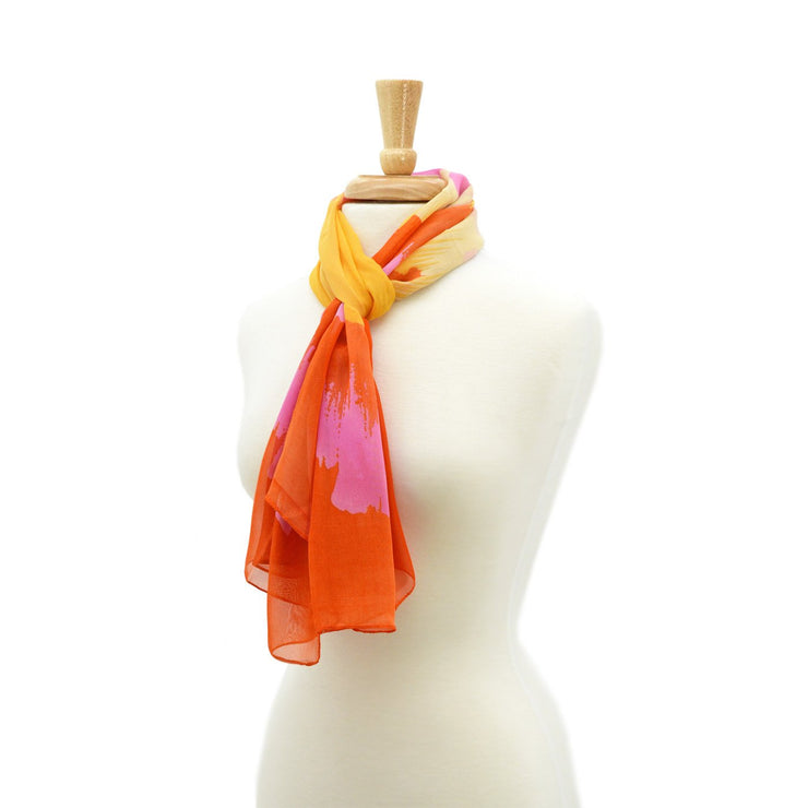 Veronica Lively Splash Scarf