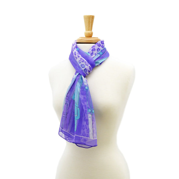 Julia Lively Silk Scarf