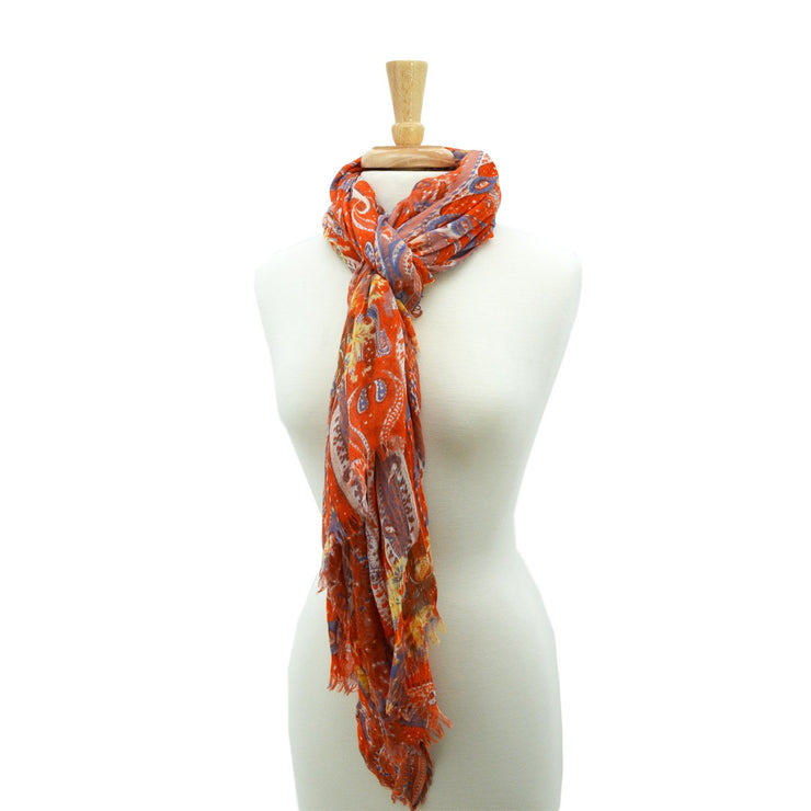 Stella Paisley Perfection Scarf