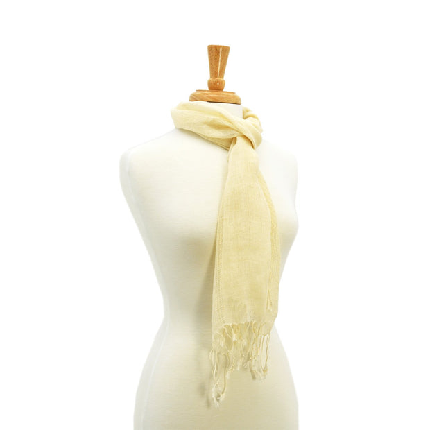 Lexi Mesh with Trim Scarf