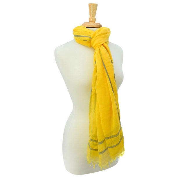 Valerie Solid Scarf