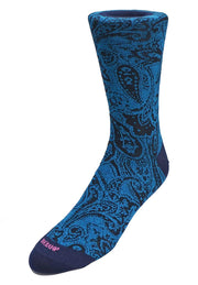 Duchamp London Paisley Socks