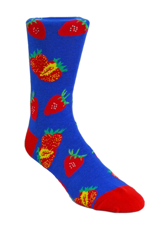 Nicole Miller Studio Strawberry Socks