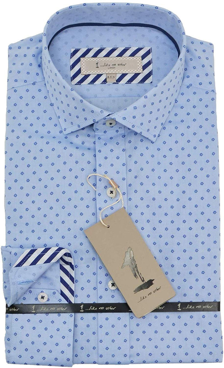 1...LIKE NO OTHER Canopus Dress Shirt
