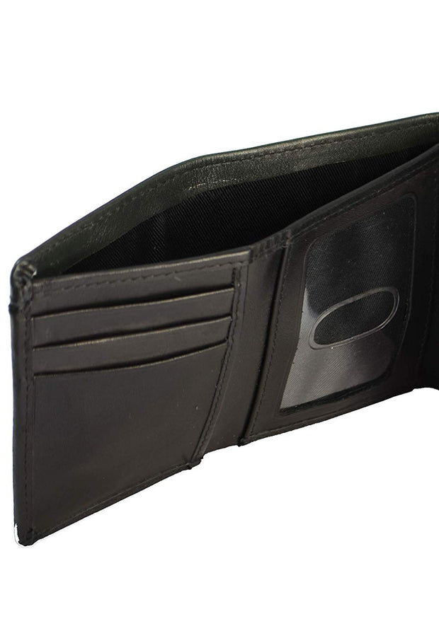 Duchamp London Men's Trifold Genuine Leather Wallet