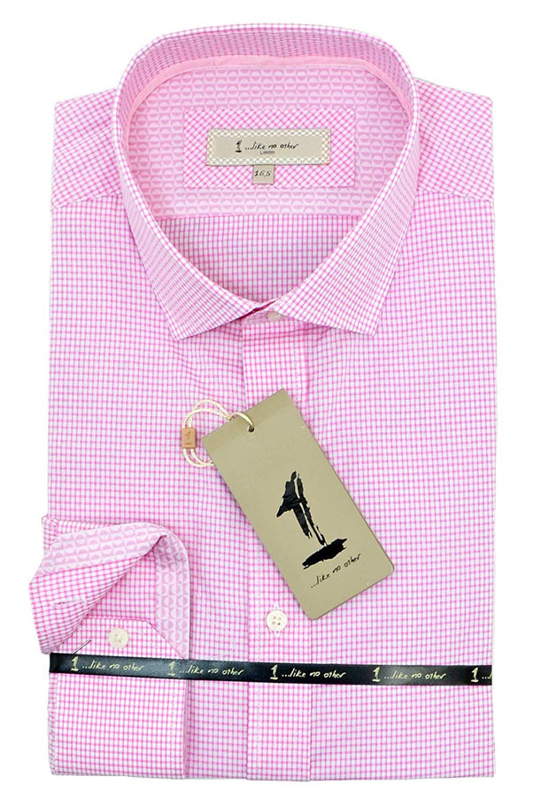 1...LIKE NO OTHER Verdure Dress Shirt