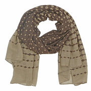 Dae Dotted Scarf