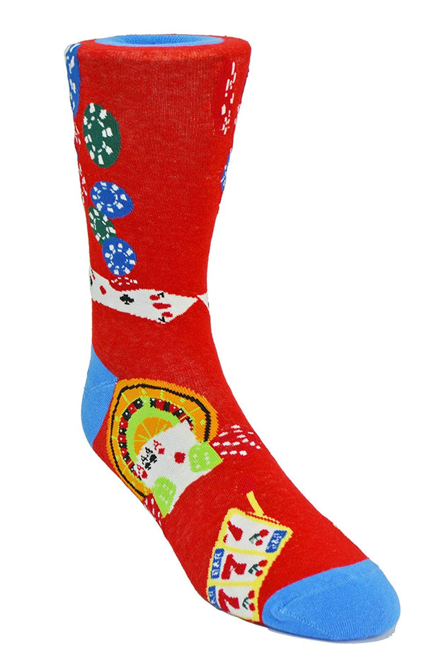 Nicole Miller Studio Casino Socks