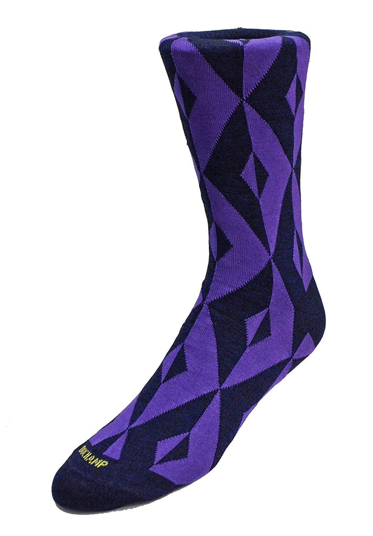 Duchamp London Geometric Socks